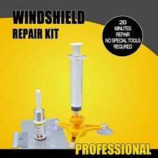 Car Windscreen Windshield Repair Tool DIY Car Kit Wind Glass For Chip & Crack MY