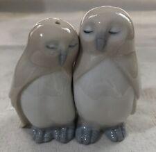 Owl Salt And Pepper Cruet Set
