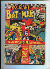 BATMAN #182 (2.0 WATER DAMAGE) 80PG GIANT! JOKER STORY 1966