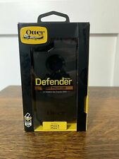OTTERBOX Defender Rugged Case for Apple iPhone 7 And 8 Black Color Brand New