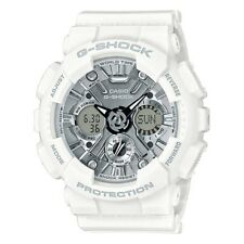 Casio G-Shock Herren-Armbanduhr Analog/Digital Quarz mit Resin-Armband GMA-S120M