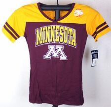 Minnesota Golden Gophers ProEdge Jersey Style Shirt Juniors Size M/M 7/9