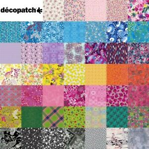 Decopatch Paper Decoupage Paper for Decoupage. Texture Foil Papers. *Full Range*