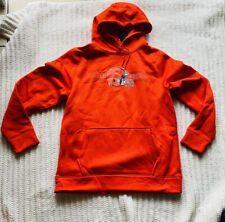 NEW Under Armour Cleveland Browns NFL Combine Hoodie Sweatshirt - Large
