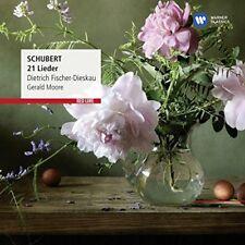 Gerald Moore - Schubert Lieder [CD]