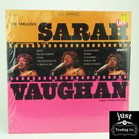 Sarah Vaughan – The Fabulous Sarah Vaughan 1963 lp SPC-3035 - Jazz - NM