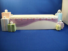Avon 2004 President'S Club Holiday Gift Collection Cracker Server Made In China