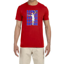 USA Soccer Megan Rapinoe Text Pic T-shirt