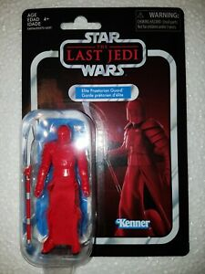 STAR WARS VINTAGE: The LAST JEDI: ELITE PRAETORIAN GUARD - VC138