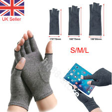 Anti Arthritis Gloves Hand Support Pain Relief Arthritis Finger Compression UK