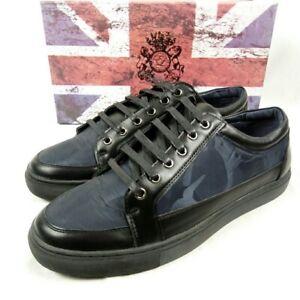 English Laundry Premium Sneakers Mens Blue Camo