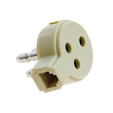 Adattatore spina/presa sip con presa plug 6P/2C - LIY 38.0011023