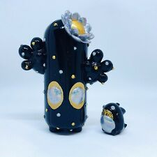 Nebby Art EMC Custom Coarsetoys Cactus Little Voyagers Samego Micro Black Gold