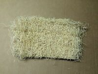 """10 Excelsior Pads for Chick Shipping Box or Poultry Nest Box. 9"""" x 12"""""""