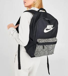 New Nike Backpack/ Rucksack/gym bag/ school bag/zip pockets/travel/laptop sleeve