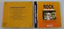 ALBERT KING / OTIS RUSH (CD)   GUITAR BLUES -  LES GENIES DU ROCK 84
