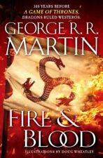 Fire and Blood von George R. R. Martin (Buch) NEU