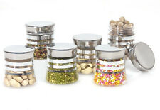 Steelo Belly - 125ml x 6 pcs PET Container Set