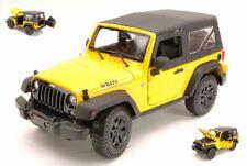 embalaje orig 531676 Jeep Wrangler/'14 rojo 1:18 maisto nuevo