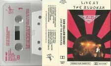 t MC Kassette Ian Gillan Band / Live at the Budokan / Virgin Records 1978