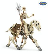 Papo FANTASY 2 Figuren: 38993 Skelett Pferd + 38908 Nachtleuchtendes Skelett NEU