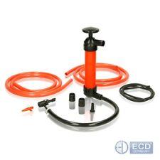 Saugpumpe Umfüllpumpe Pumpe Handpumpe Absaugpumpe für Öl Benzin Wasser Diesel