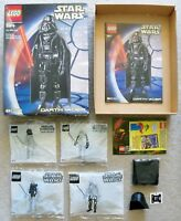 LEGO Star Wars - Rare Technic 8010 Darth Vader - New (Open Box) Sealed Contents