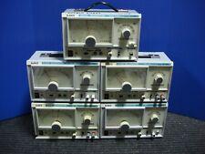 Lot Of 5 Elenco Audio Generator Sg 9200 10 Hz 1 Mhz Sg 9000 100 Khz 150 Mhz