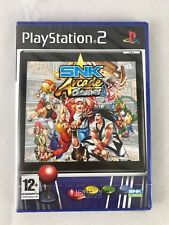 PS2 SNK Arcade Classics Vol.1 (2008), Spanish Version, New & Factory Sealed
