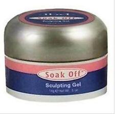 IBD Nail Gel Soak Off  Sculpting Clear .5oz/14g