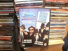 The Blues Brothers/Blues Brothers 2000 (DVD, 2001, 2-Disc Set)