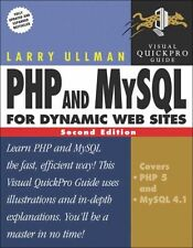 Php and MySql for Dynamic Web Sites: Visual QuickP