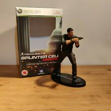 Splinter Cell Conviction limited edition for the Xbox 360. Box And Figurine Only
