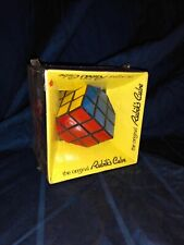 Vintage 1980 Ideal Original Rubiks Cube New Sealed In Box 2164-2