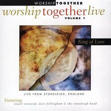 King Of Love (Worship Together Live, Vol. 1) by Worship Together Live
