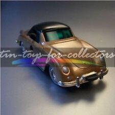 SCHUCO LILLIPUT PORSCHE 356 MICRO RACER KUPFER-GOLD-SCHWARZ + ORIGINALVERPACKUNG