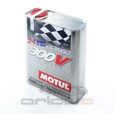 2 Liter Motul SAE 20w60 300V Le Mans Motoröl Öl ( Preis pro Liter 14,95€ )