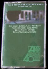 The Golden Age Of Black Music 1970-1975: Various Artists (Cassette, 1988) NEW