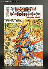 Transformers Target: 2006 #2 Cover B IDW Comics Best of UK