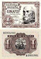 FB28 BILLETE ESPAÑA 1 PESETA 1953 SIN CIRCULAR PLANCHA