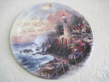Thomas Kinkade's Have Faith Collection THE LIGHT OF PEACE 3rd Plate