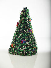 "Proggy Mat Christmas Tree 38cm /15"" Rag Rugging Craft Kit"