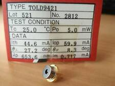 Laserdiode Toshiba TOLD9421 5mW