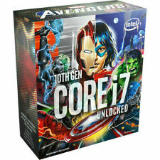 Intel Core i7-10700K 3.8 GHz Eight-Core BX8070110700KA Processor Avenger Edition