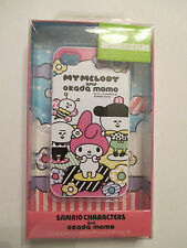 Hello Kitty My Melody iPhone 4 4s Hard Case Okada Momo Officially Licensed!