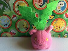 Pokemon Plush Hoppip Stuffed Doll figure Mini 2000 Bandai Friends Series Toy