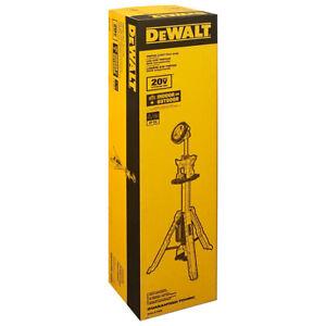 Dewalt DCL079B 20V MAX Cordless Tripod Light (Tool Only) NEW!