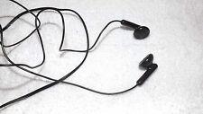 PANASONIC HEADPHONES  EarDrops Comfort-Fit Earbuds BLACK & SILVER