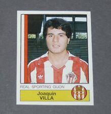 301 VILLA REAL SPORTING GIJON PANINI LIGA FUTBOL 87 ESPAÑA 1986-1987 FOOTBALL