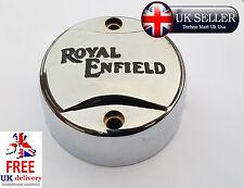 Tapa del distribuidor Punto Cover Cromo Para Royal Enfield Bala Moto